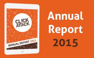ClickAttack Letno Poročilo 2015: Najboljše Orodje za Odločanje pri Mobilnem Oglaševanju